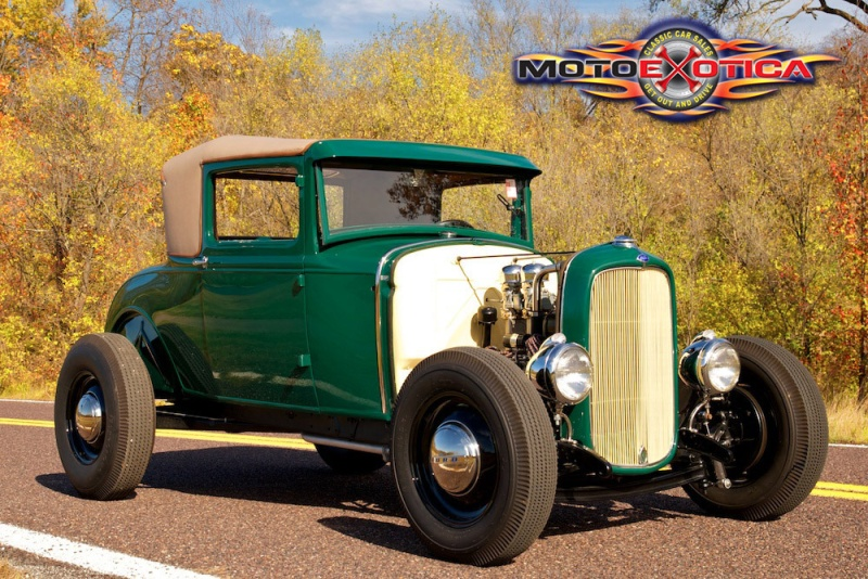 Ford 1931 Hot rod - Page 5 14783510