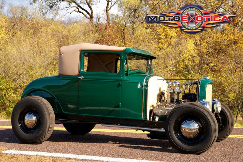 Ford 1931 Hot rod - Page 5 14783710