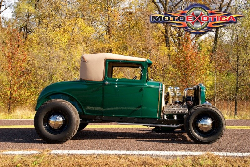 Ford 1931 Hot rod - Page 5 14783810