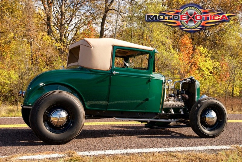 Ford 1931 Hot rod - Page 5 14783910