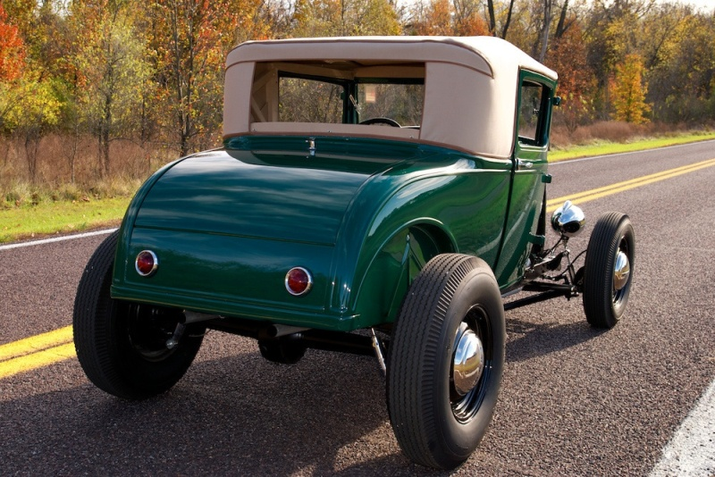Ford 1931 Hot rod - Page 5 14784210