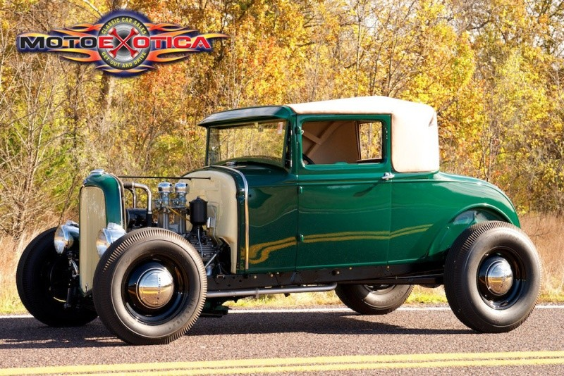 Ford 1931 Hot rod - Page 5 14785410
