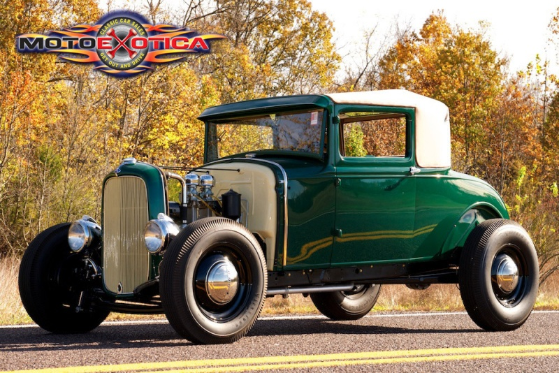 Ford 1931 Hot rod - Page 5 14785510