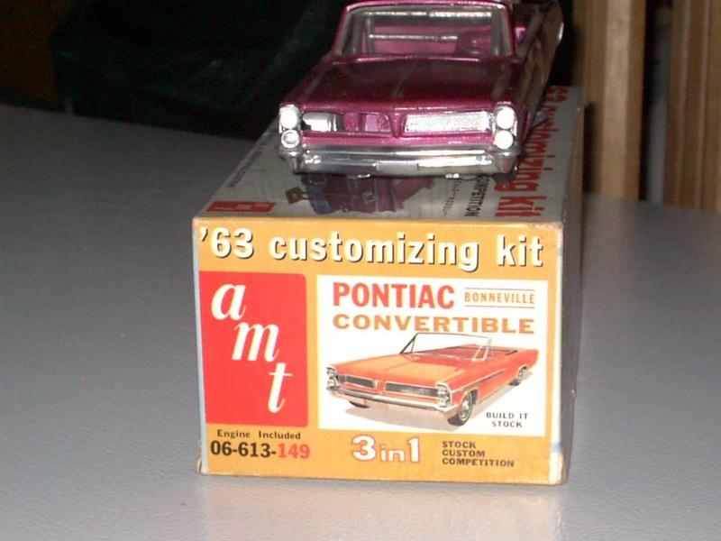Vintage built automobile model kit survivor - Hot rod et Custom car maquettes montées anciennes - Page 5 14860510