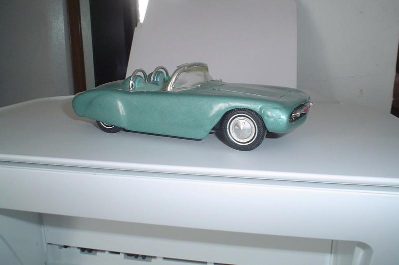 Vintage built automobile model kit survivor - Hot rod et Custom car maquettes montées anciennes - Page 5 16064810