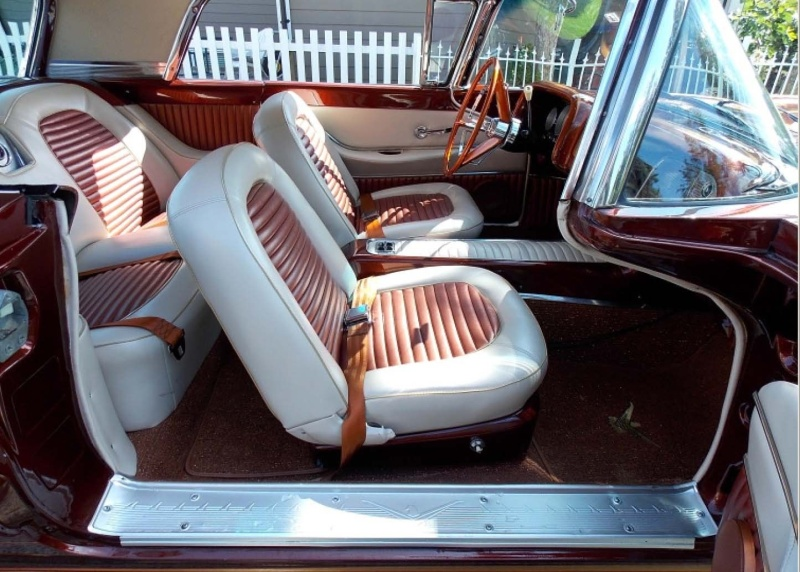 Ford Thunderbird 1958 - 1960 custom & mild custom - Page 3 1611