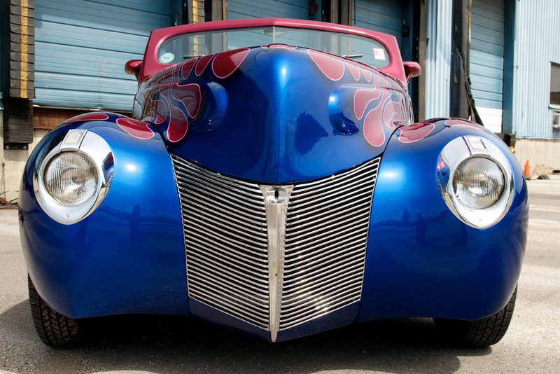 Ford & Mercury 1939 - 40 custom & mild custom - Page 7 16930010