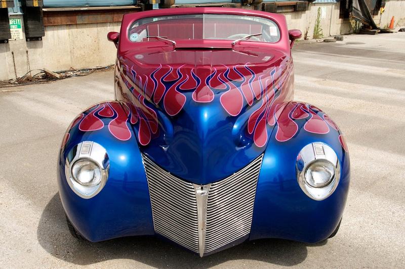 Ford & Mercury 1939 - 40 custom & mild custom - Page 7 16930110