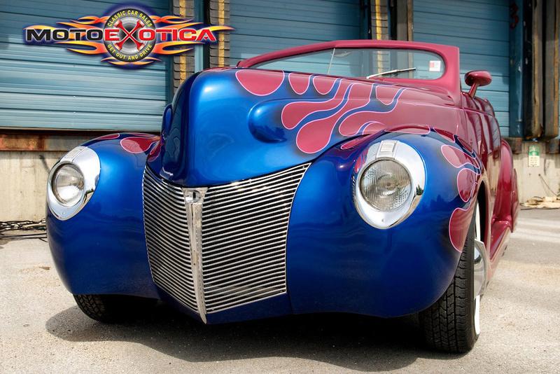 Ford & Mercury 1939 - 40 custom & mild custom - Page 7 16930210