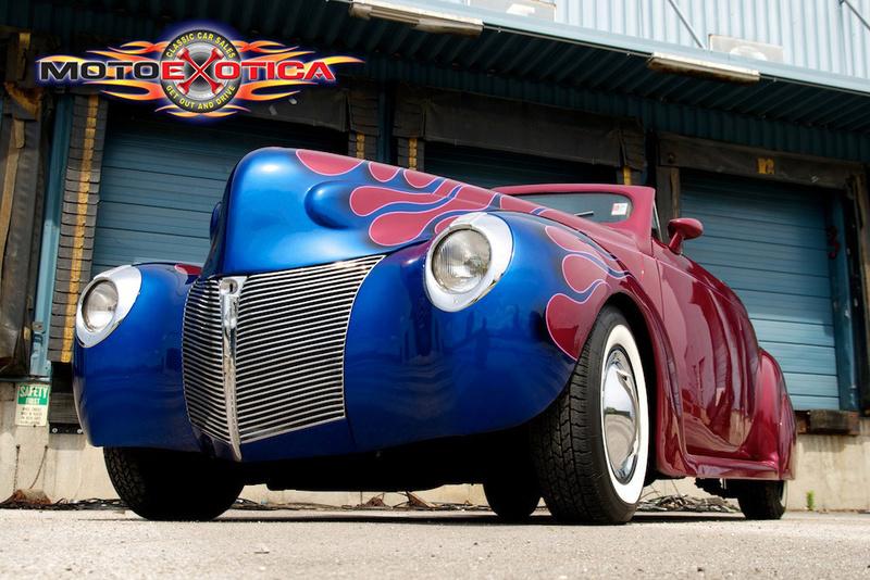 Ford & Mercury 1939 - 40 custom & mild custom - Page 7 16930310