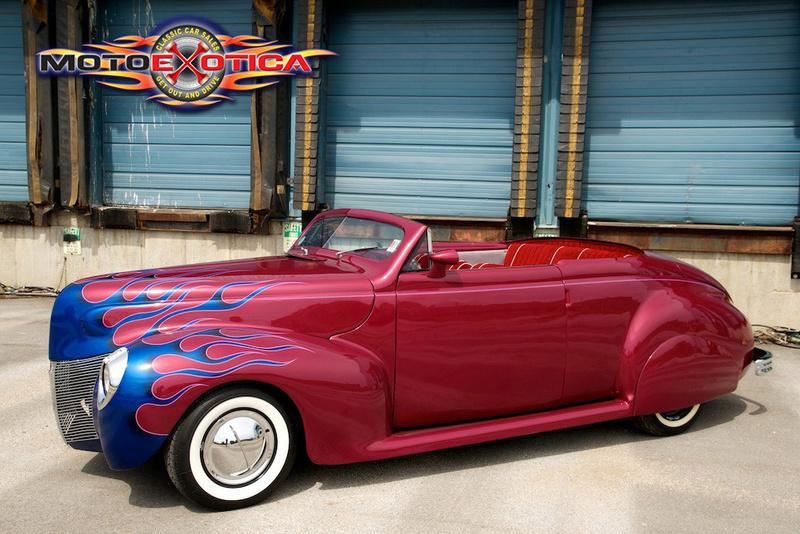 Ford & Mercury 1939 - 40 custom & mild custom - Page 7 16930610