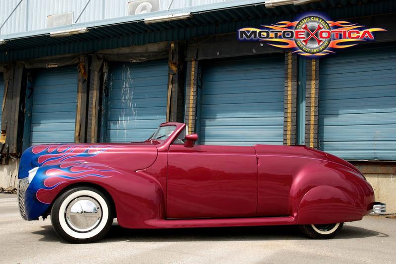 Ford & Mercury 1939 - 40 custom & mild custom - Page 7 16930710