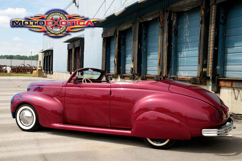 Ford & Mercury 1939 - 40 custom & mild custom - Page 7 16930910