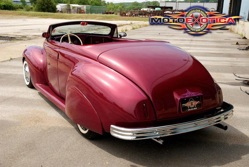 Ford & Mercury 1939 - 40 custom & mild custom - Page 7 16931210