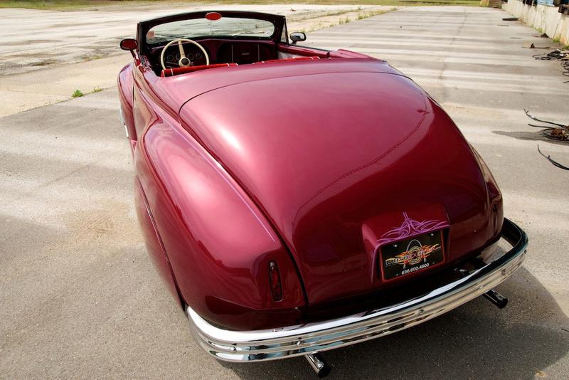 Ford & Mercury 1939 - 40 custom & mild custom - Page 7 16931410