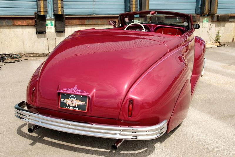 Ford & Mercury 1939 - 40 custom & mild custom - Page 7 16931710
