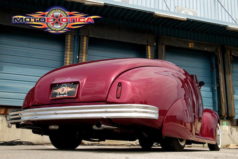 Ford & Mercury 1939 - 40 custom & mild custom - Page 7 16931810
