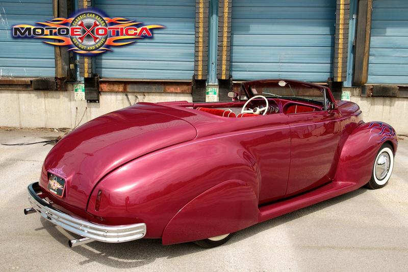 Ford & Mercury 1939 - 40 custom & mild custom - Page 7 16932010