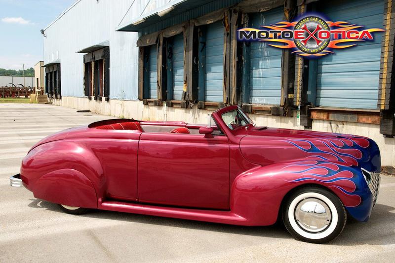 Ford & Mercury 1939 - 40 custom & mild custom - Page 7 16932410