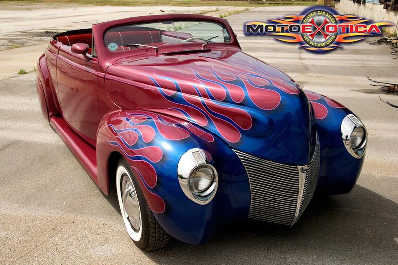 Ford & Mercury 1939 - 40 custom & mild custom - Page 7 16932810