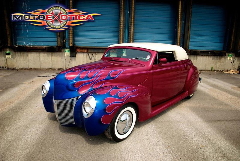 Ford & Mercury 1939 - 40 custom & mild custom - Page 7 16932910