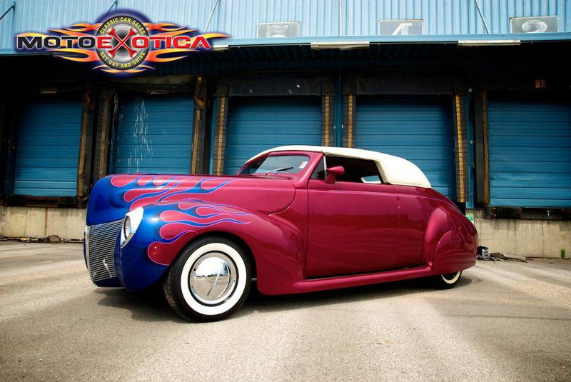 Ford & Mercury 1939 - 40 custom & mild custom - Page 7 16933010