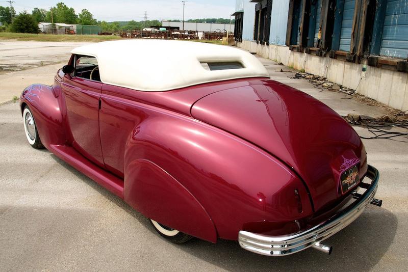 Ford & Mercury 1939 - 40 custom & mild custom - Page 7 16933210