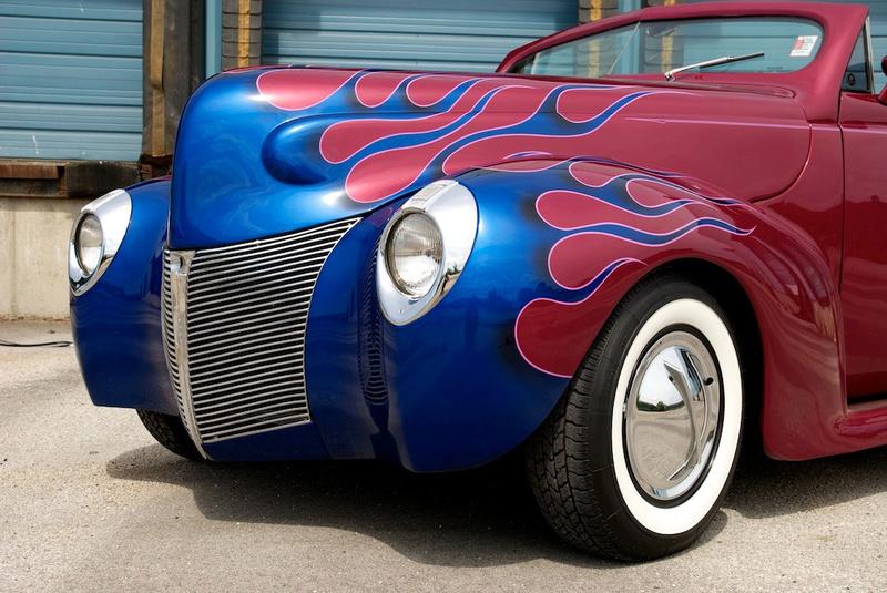 Ford & Mercury 1939 - 40 custom & mild custom - Page 7 16933310