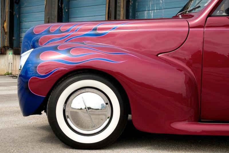Ford & Mercury 1939 - 40 custom & mild custom - Page 7 16934010