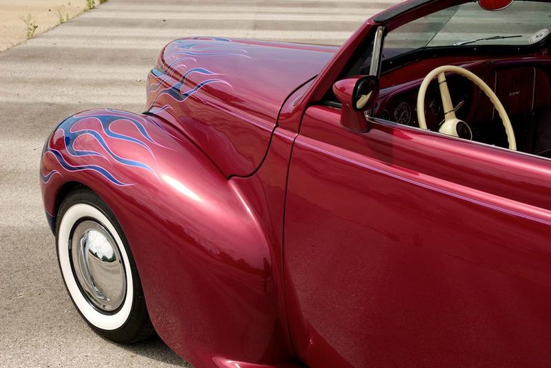 Ford & Mercury 1939 - 40 custom & mild custom - Page 7 16934310