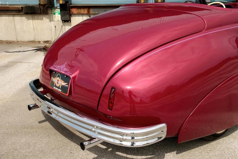 Ford & Mercury 1939 - 40 custom & mild custom - Page 7 16934410