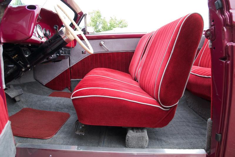 Ford & Mercury 1939 - 40 custom & mild custom - Page 7 16936310