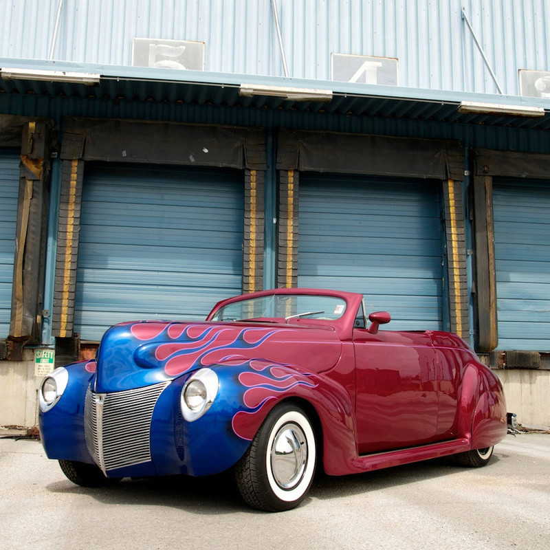 Ford & Mercury 1939 - 40 custom & mild custom - Page 7 16940110
