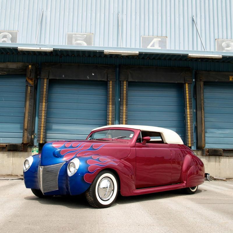 Ford & Mercury 1939 - 40 custom & mild custom - Page 7 16940310