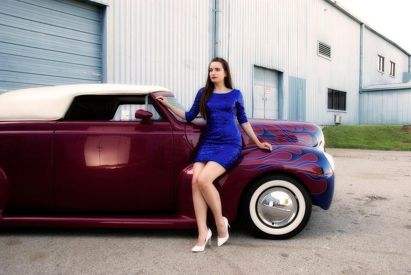 Ford & Mercury 1939 - 40 custom & mild custom - Page 7 17013810
