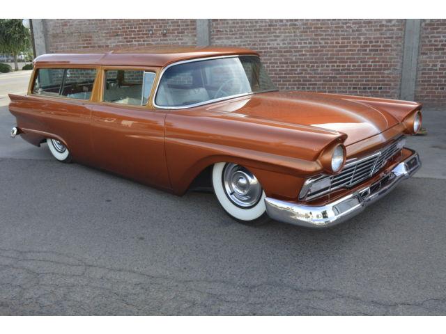 Ford 1957 & 1958 custom & mild custom  - Page 7 2010