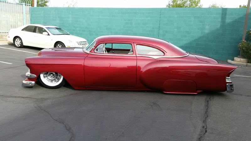Chevy 1953 - 1954 custom & mild custom galerie - Page 13 243
