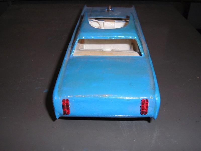 Vintage built automobile model kit survivor - Hot rod et Custom car maquettes montées anciennes - Page 6 247