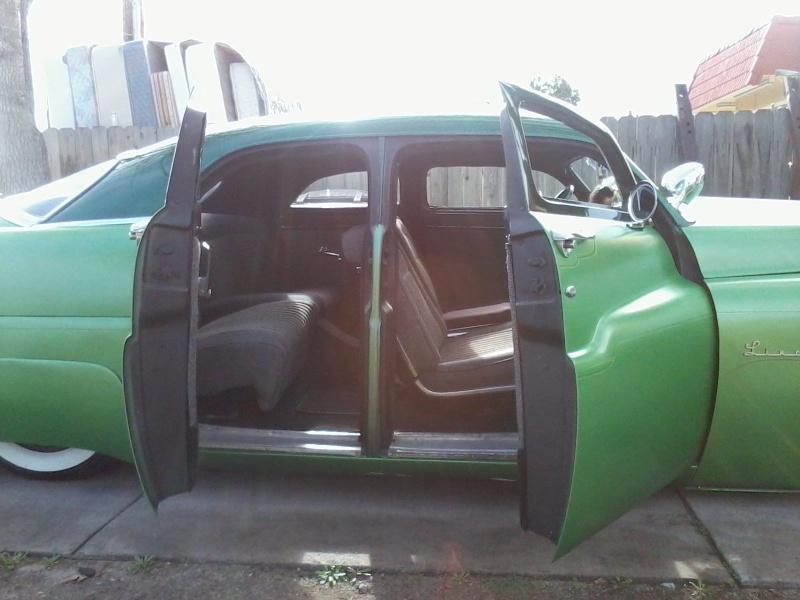 Lincoln 1949 - 1951 custom & mild custom 318