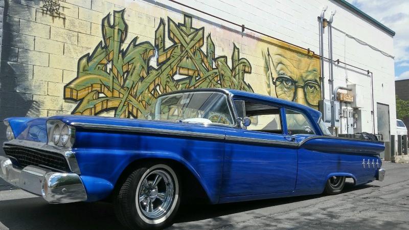 Ford 1959 custom & mild custom - Page 3 326