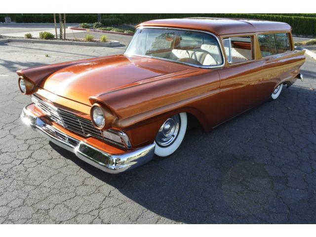 Ford 1957 & 1958 custom & mild custom  - Page 7 411