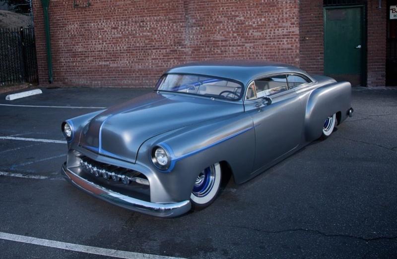 Chevy 1953 - 1954 custom & mild custom galerie - Page 13 444