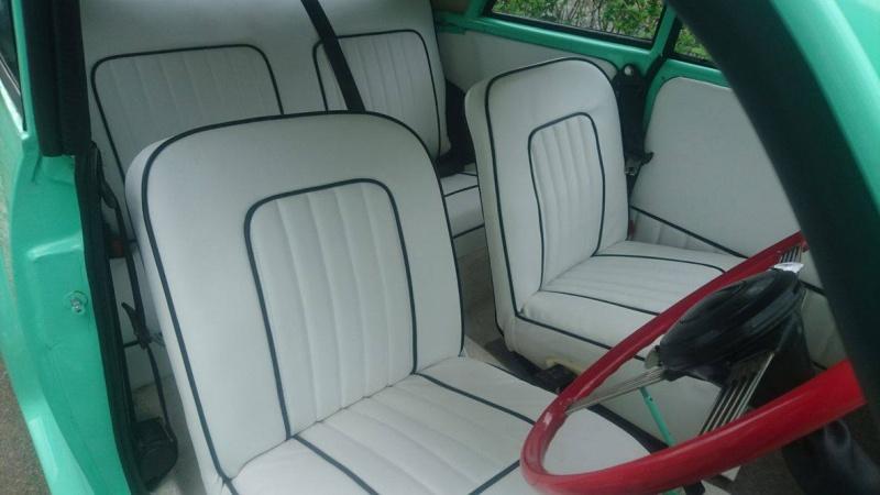 British classic car custom & mild custom - UK - GB - England 516