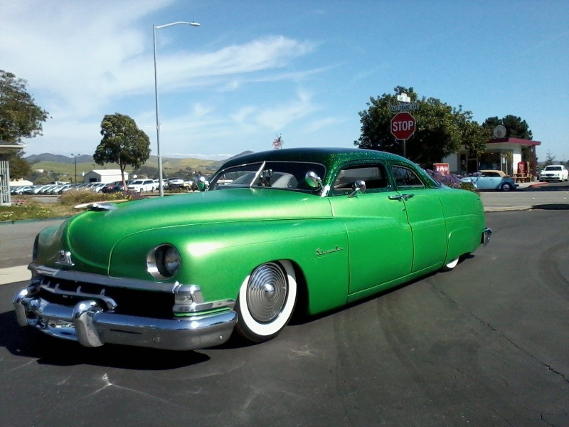 Lincoln 1949 - 1951 custom & mild custom 518