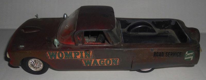 Vintage built automobile model kit survivor - Hot rod et Custom car maquettes montées anciennes - Page 6 539