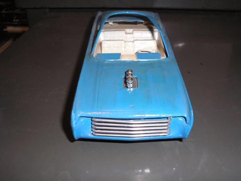 Vintage built automobile model kit survivor - Hot rod et Custom car maquettes montées anciennes - Page 6 546