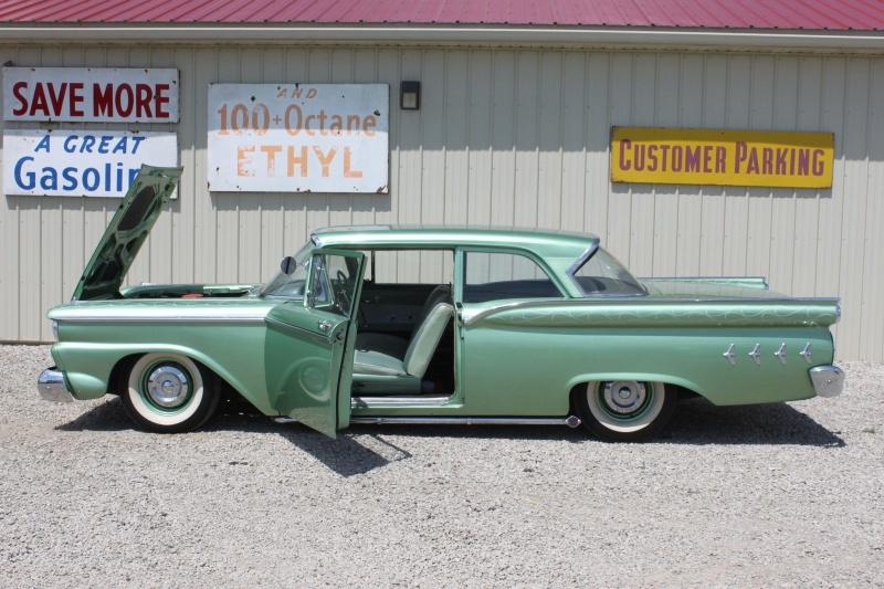 Ford 1959 custom & mild custom - Page 3 613