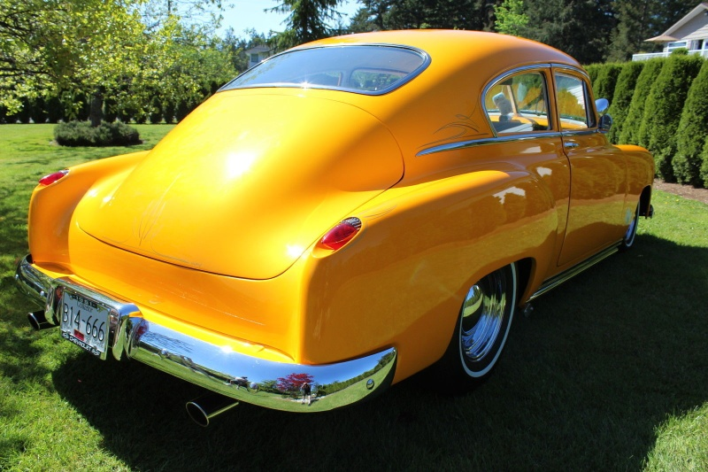 Chevy 1949 - 1952 customs & mild customs galerie - Page 23 627