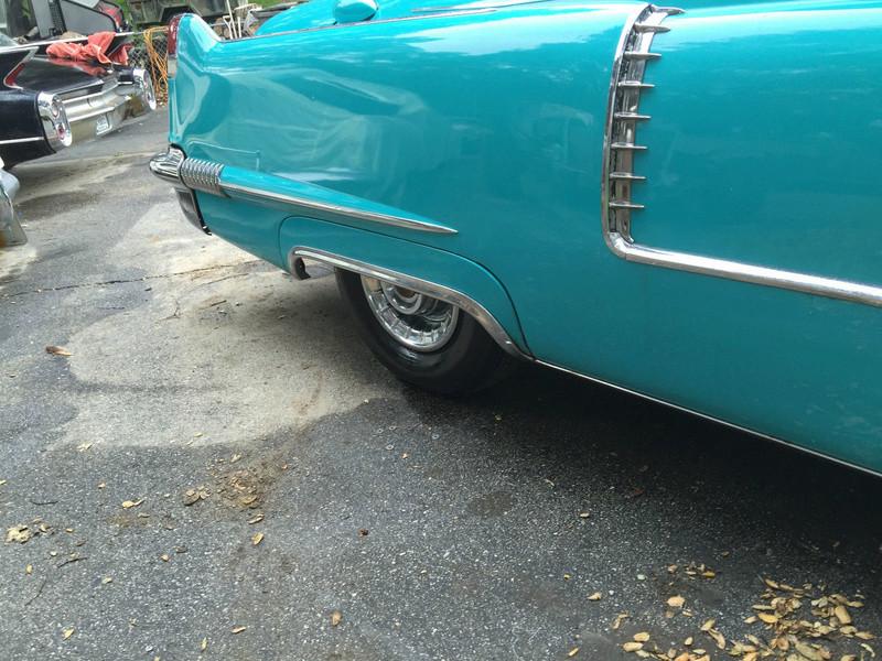 Cadillac 1954 -  1956 custom & mild custom - Page 3 636