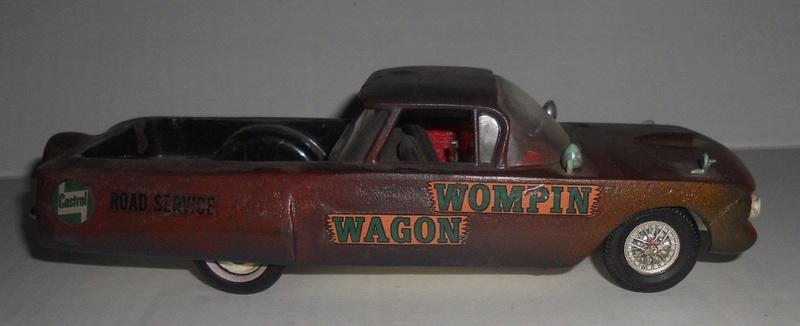 Vintage built automobile model kit survivor - Hot rod et Custom car maquettes montées anciennes - Page 6 639
